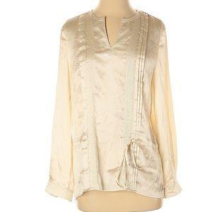 ❗️Macy's Amber Sun Ivory Blouse MSRP $78!